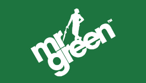 Mr Green grønn logo
